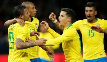 Brasil vence e quebra invencibilidade de 22 jogos da Alemanha