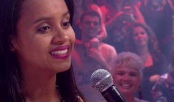 Após ganhar 'BBB', Gleici grita 'Lula livre' ao vivo na Globo