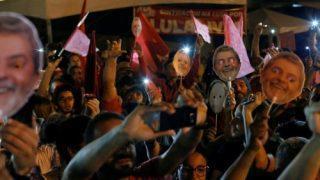 Apoiadores de Lula vão pagar R$ 500 mil/dia por vigília no PR