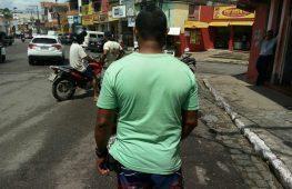 Camacan: Ladrão pede corrida e toma motocicleta de assalto