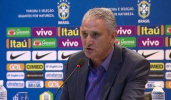 Com Cássio e Fagner, Tite convoca seleção brasileira para a Copa