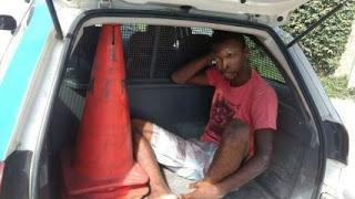 Porto Seguro: Acusado de atirar em ônibus de estudantes é preso