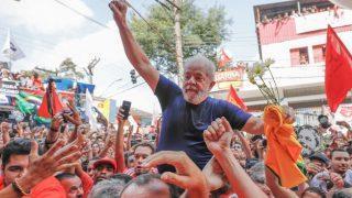 Lula anuncia lançamento da pré-candidatura no próximo dia 27