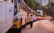 Rodoviários decretam greve em toda a Bahia