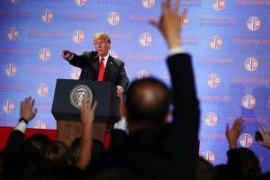 Trum 300x200 - Trump anuncia fim de manobras militares na região das Coreias - o tempo jornalismo
