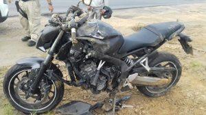 Moto 300x168 - Teixeira: Motociclista morre após passar em quebra-molas e cair na BR-101 - o tempo jornalismo