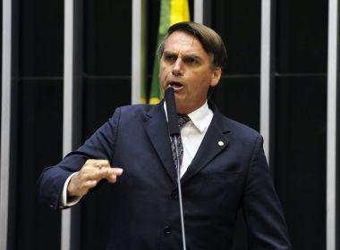 'Eu resolvo quando for presidente', diz Bolsonaro sobre morte de militar no Rio
