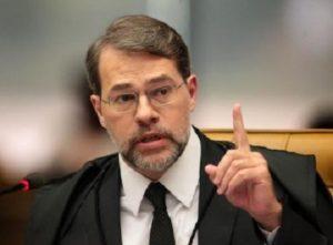 Tofi 300x221 - Dias Toffoli é eleito presidente do STF e toma posse em setembro - o tempo jornalismo