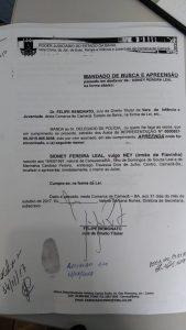 fel 169x300 - Foragido da Justiça de Camacan é preso pela PM em São João do Paraíso - o tempo jornalismo