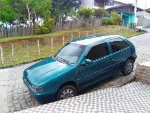 gol 300x225 - Camacan: Veículo é furtado na porta do proprietário - o tempo jornalismo