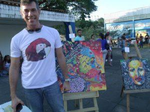 GEDC4042 700x525 300x225 - Camacan: Morre o artista plástico Antônio Carlos Moura, aos 59 anos - o tempo jornalismo