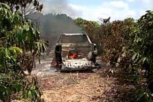 Porto 300x200 - Carro tomado em assalto em Porto, é incendiado em Itabela - o tempo jornalismo