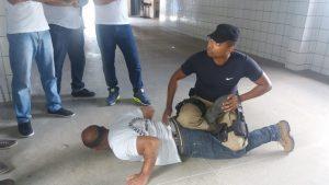 WhatsApp Image 2018 09 17 at 11.27.43 AM 300x169 - Camacan: Soldados da Guarda Municipal fazem curso de atuação em condições de perigo - o tempo jornalismo