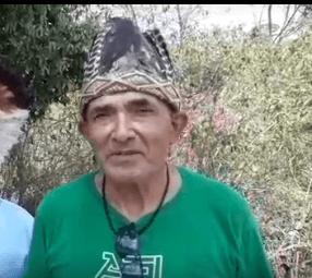 """indio - Camacan: Morre o Índio """"Romildo Pataxó"""", aos 65 anos - o tempo jornalismo"""