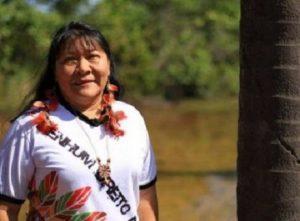qa 300x221 - Primeira mulher indígena é eleita para Câmara dos Deputados - o tempo jornalismo