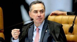 Ministro Barroso 580x316 e1541628111222 300x164 - Bahia: Ministro do STF extingue ação que pedia a proibição de vaquejada - o tempo jornalismo