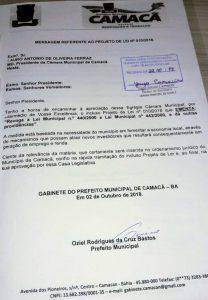 doc 208x300 - Camacan: Legislativo aprova projeto da fábrica de água Mineral de Novo Itamarati (Biscó) - o tempo jornalismo