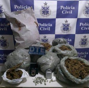 p 300x294 - Juazeiro: Mulher é presa com mais de 10kg de drogas - o tempo jornalismo