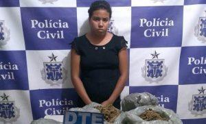l 300x181 - Juazeiro: Mulher é presa com mais de 10kg de drogas - o tempo jornalismo