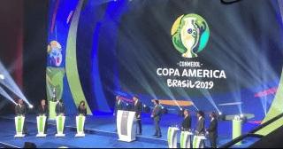 Copa América: Brasil enfrenta Bolívia, Venezuela e Peru na 1ª fase; veja os grupos