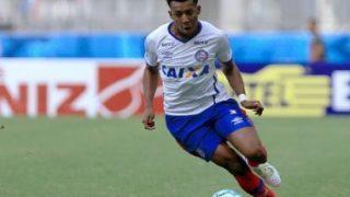 Bahia acerta compra do lateral-esquerdo Moisés; atleta está em Salvador