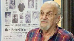 gilberto marmorosch 300x169 - Morre o ator e comediante Gilberto Marmorosch, aos 74 anos - o tempo jornalismo