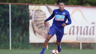Gregore cobra atenção do Bahia após gol sofrido: 'Não podemos vacilar nessas bolas'