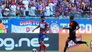 Bahia e Vitória empatam em partida válida pela Copa do Nordeste