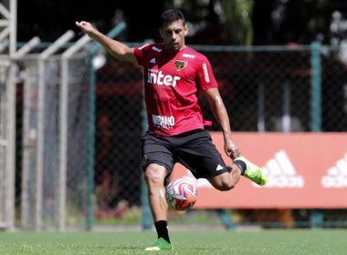 São Paulo e Botafogo chegam a um acordo por Diego Souza