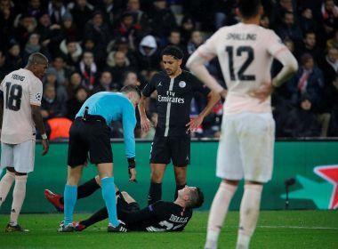 Para Marquinhos, eliminação do PSG para o United é mais triste do que queda em 2017