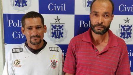 Irmãos são presos por estuprarem garoto com necessidades especiais na Bahia