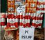 Camacan: Super Sacolão com promoções de cerveja e refrigerantes
