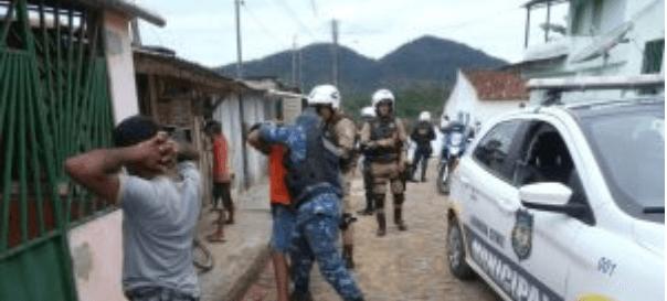 Camacan: PM e Guarda Municipal, intensificam ações  de ronda e patrulhamento em Panelinha