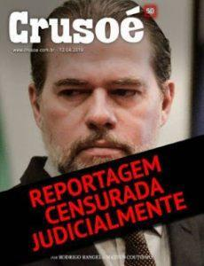 po 230x300 - STF censura revista que denunciou presidente da corte - o tempo jornalismo