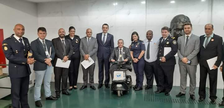 Sindicatos de Guardas Municipais participaram de audiência na Câmara dos Deputados em Brasília-DF