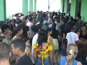 GEDC1225 300x225 - Camacan: Multidão se despede do Padre Odenilton em grande acompanhamento - o tempo jornalismo