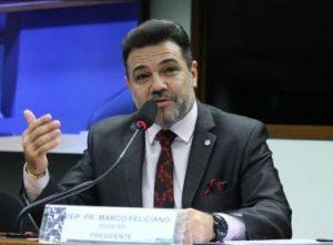 Marco 300x221 - Marco Feliciano propõe transformar Porto Seguro em área de livre comércio e 'capital histórica' - o tempo jornalismo