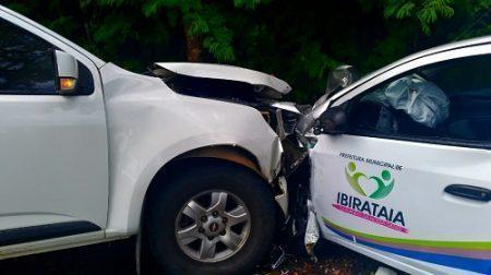Ex-vereador de Ibirataia e mais quatro pessoas ficam feridas em acidente na BA-650