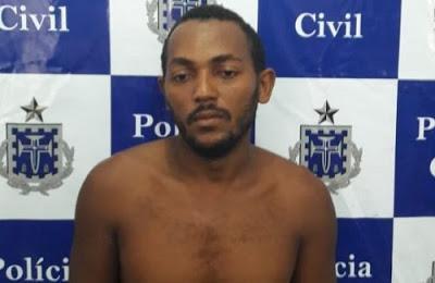 Ubaitaba: Operação da Polícia Civil prende suspeito de tráfico e apreende 44 tabletes de maconha
