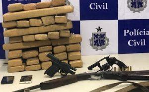fr 300x186 - Ubaitaba: Operação da Polícia Civil prende suspeito de tráfico e apreende 44 tabletes de maconha - o tempo jornalismo