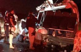 Quatro pessoas morrem em colisão no oeste da Bahia