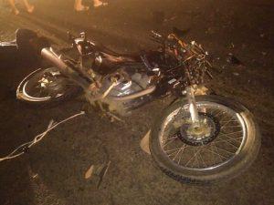 300x225 - Batida entre motocicletas deixa três pessoas gravemente feridas - o tempo jornalismo