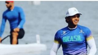 Isaquias vence etapa da Copa do Mundo de Canoagem