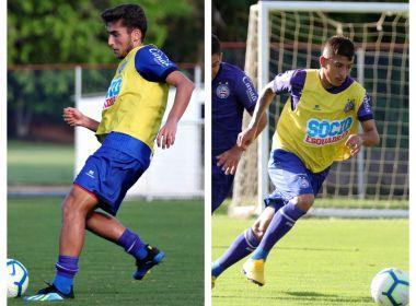 Bahia contrata mais dois atletas para o time de transição