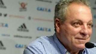 Abel Braga prega cautela após vitória do Flamengo sobre o Corinthians no Itaquerão
