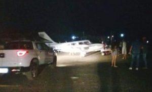 aviao amado batista e1557767679979 300x183 - Anac abre investigação para apurar pouso de avião de Amado Batista em Jequié - o tempo jornalismo
