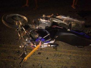 ju 1 300x225 - Batida entre motocicletas deixa três pessoas gravemente feridas - o tempo jornalismo