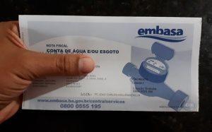 lo 300x187 - Conta de água tem reajuste de 4,7% na Bahia - o tempo jornalismo