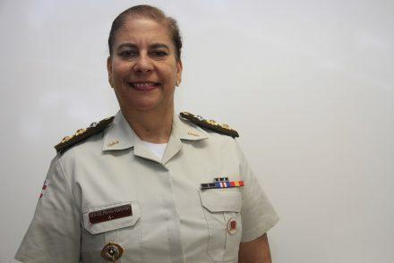Após quase dois séculos de existência, PM da BA tem 1ª mulher Tenente-coronel