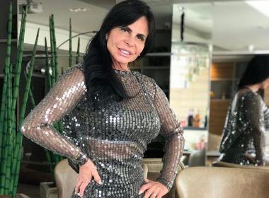 Gretchen estreia em novelas ao ser escalada para 'A Dona do Pedaço'